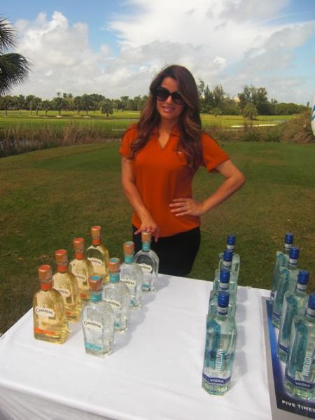 3/9/2012 - Miami Beach Golf Club - Yohana