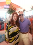 Christine and Pitbull